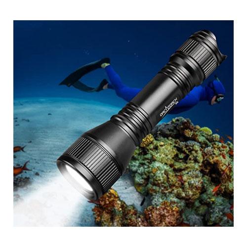 ORCATORCH D550 Dive Light
