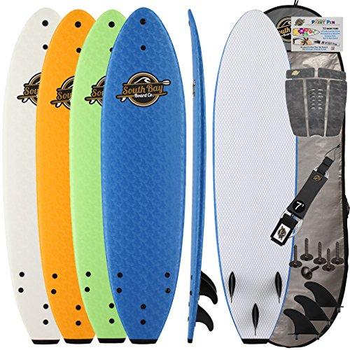 South Bay Board Soft Top Foam Surfboard