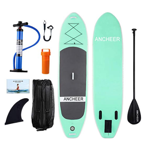 Ancheer Inflatable Paddle Board