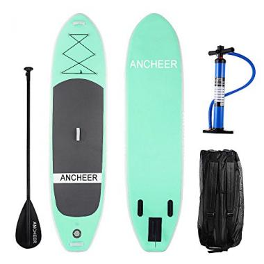 Inflatable Stand Up Paddle Board by Ancheer