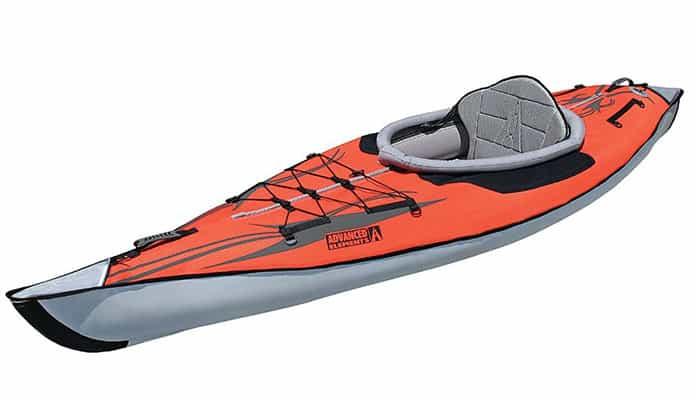 Advanced Elements AE1012-R Kayak Review