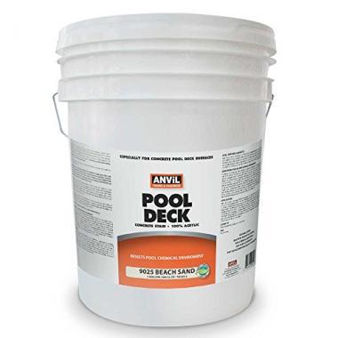 Anvil Paints and Coatings Concrete Pool Deck Paint