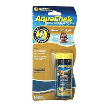 AquaChek 541640A Select Refills for Swimming Pool Test Strip