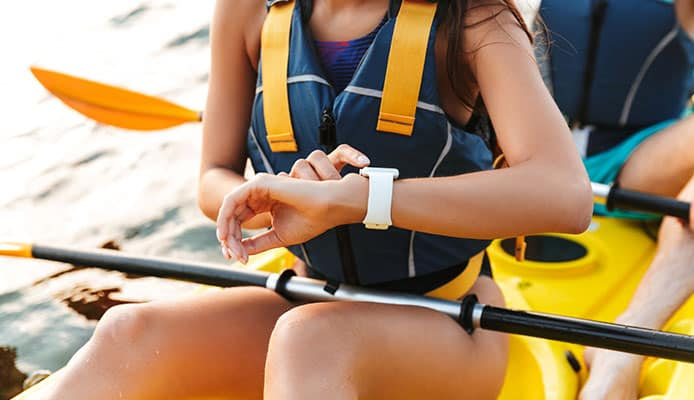 10 Best GPS Watches For Kayaking in 2019 [Buying Guide] - Globo Surf