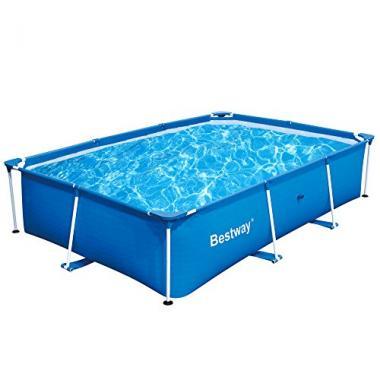 Bestway 118 x 79 x 26 Inch Deluxe Splash Frame Bestway Pool