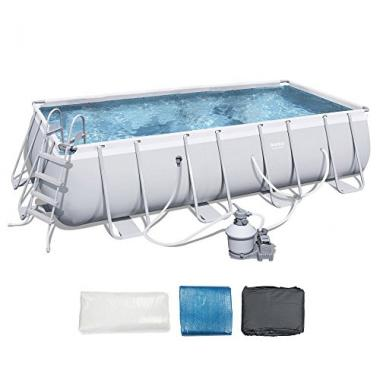 Bestway 18'x9'x48 Rectangular Frame Above Ground Bestway Pool