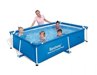 Rectangular Frame 94″ 59″ x 23″ Bestway Pool