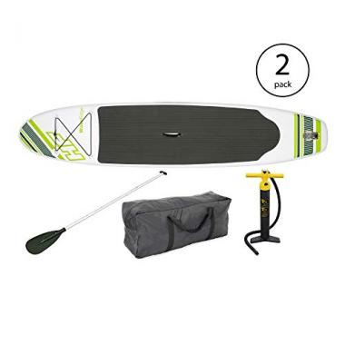 Inflatable Hydro-Force Wave Edge Stand Up Paddleboard by Bestway
