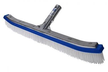 Blue Devil Pool Wall Brush Deluxe with Poly Bristles