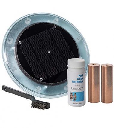Tradeitz Blue Sea Solar Pool Ionizer