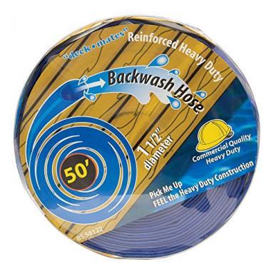 Blue Torrent BS 58122 Commercial Pool Backwash Hose