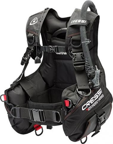 Cressi Start Pro Jacket Style Scuba Gear For Kid