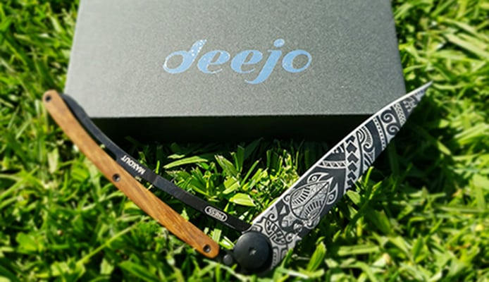 Deejo Black Polynesian 37g Review