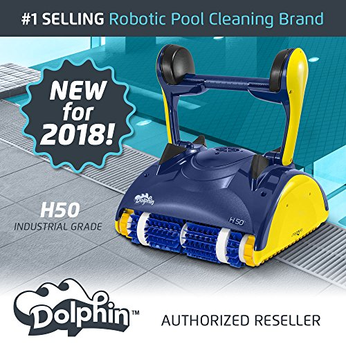 Dolphin H50 Industrial Dolphin Pool Cleaner