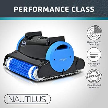 Dolphin Nautilus Dolphin Pool Cleaner