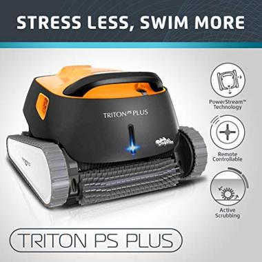 Dolphin Triton PS Plus Dolphin Pool Cleaner