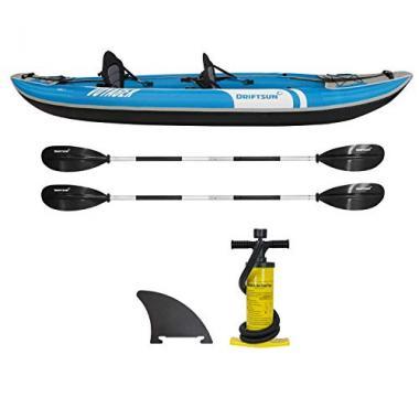 Driftsun Rover 120 Inflatable Whitewater Kayak