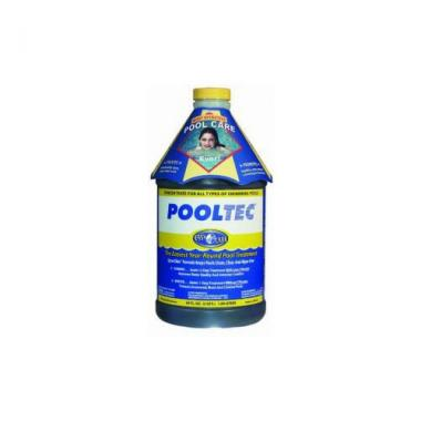 EasyCare PoolTec Clarifier and Chlorine Booster Pool Algaecide