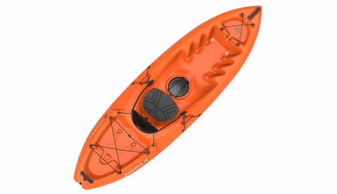 Emotion Spitfire 9 Kayak Review