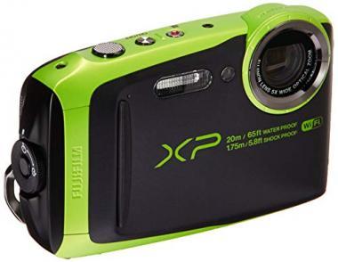 Fujifilm FinePix XP120 Shock & Waterproof Wi-Fi Digital Camera