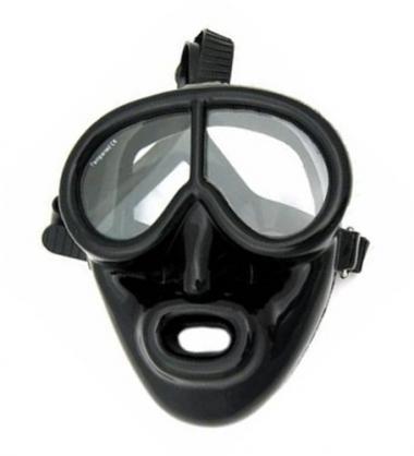 IST M37 Pegasus Full Face Scuba Mask