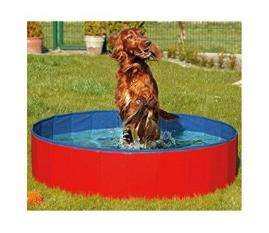 N&M Products Foldable High Quality Dog Pool
