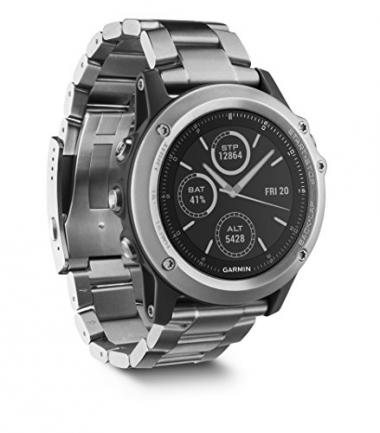 Garmin Fenix 3 Titanium GPS Watch