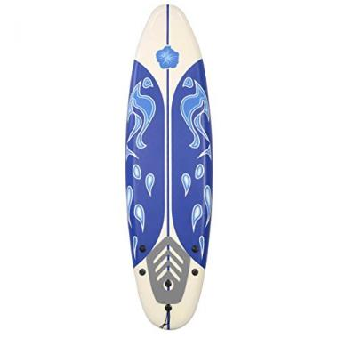 Giantex 6′ Surfing Surf Beach Foam Surfboard