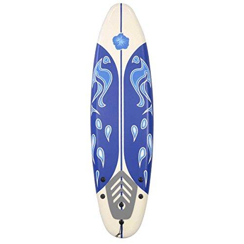 Giantex 6′ Surfing Surf Beach Foam Surfboard