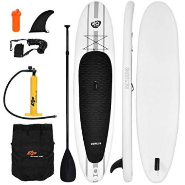 Inflatable Stand Up Paddle Board by Goplus