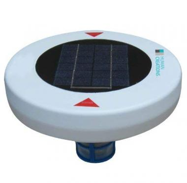 Human Creations Purifier Solar Pool Ionizer