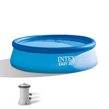 Intex 12ft X 30in Above Ground Pool