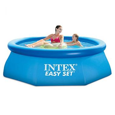 Intex Large Easy Set Pool with Filter Pump