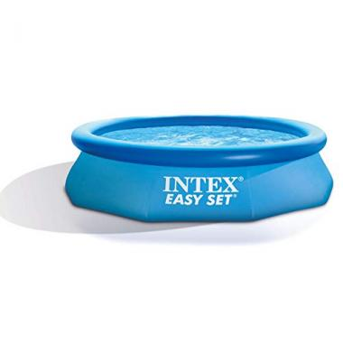 Intex Easy Set Up 10 Foot x 30 Inch Above Ground Pool
