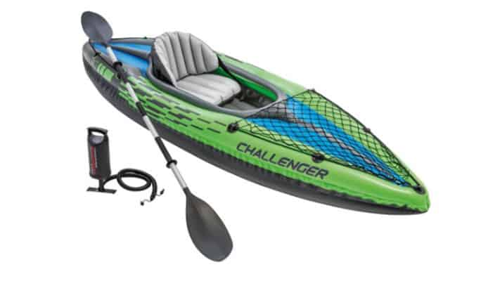 Intex Challenger K1 Kayak Review