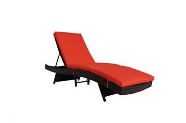 JETIME Chaise Pool Lounge Chair