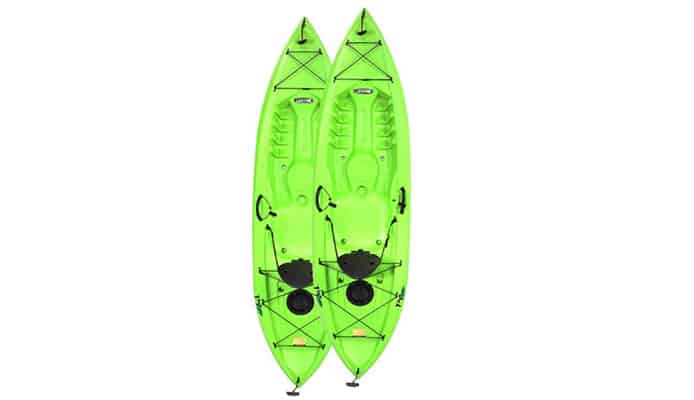 Lifetime Tioga Kayak 120 (2 Pack) Review