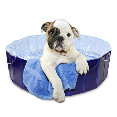 MiMu Pet Collapsible Dog Pool