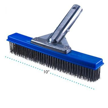 Milliard 10'' Wire Algae Pool Brush