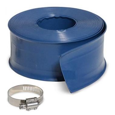 Milliard 50′ Heavy Duty Pool Backwash Hose