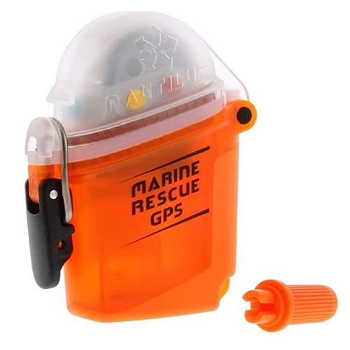Nautilus Lifeline Marine Rescue GPS Underwater Signaling Device
