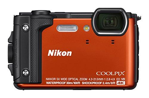 Nikon Coolpix W300 Underwater Digital Camera