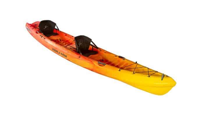 Ocean Kayak Zest Two SOT Review