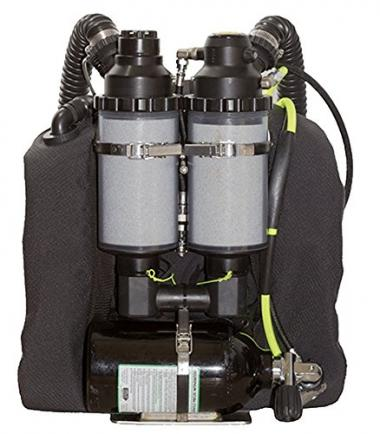 Orca Spirit mCCR Package by Kiss Rebreathers