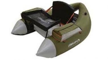 Outcast Fishcat 4-LCS Fishing Float Tube