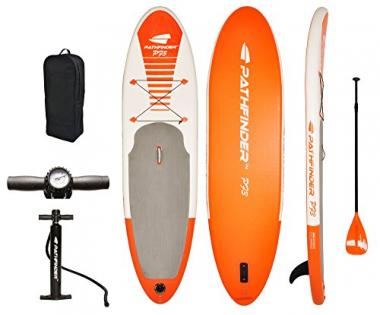 Pathfinder Inflatable SUP Board Kit Paddle Board
