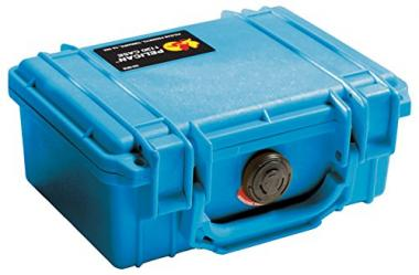 Pelican Case with Foam Dry Box