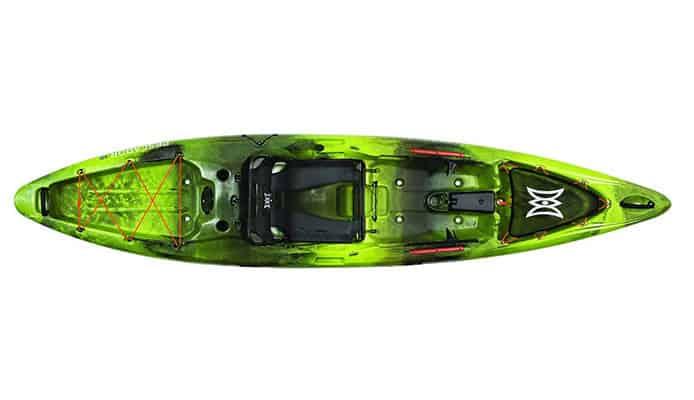Perception Kayak Pescador Pro 12.0 Review