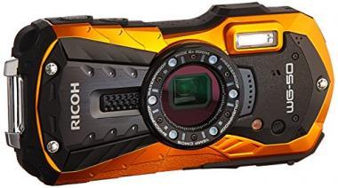 Ricoh WG-50 16MP Waterproof Still/Video Camera
