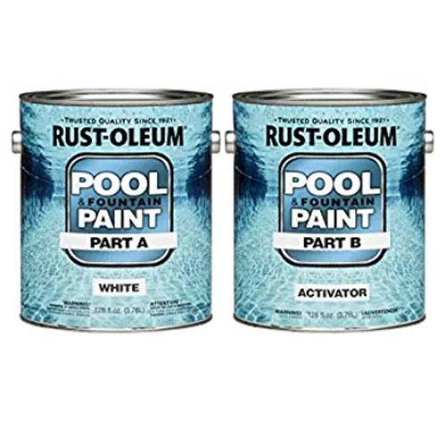 Rust-Oleum 7860519 Pool Paint